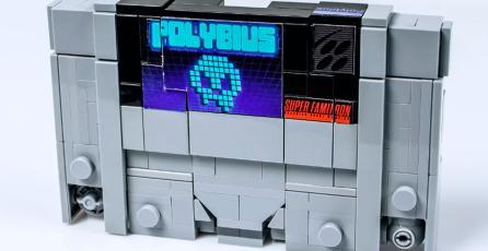 Fan crea un Super Nintendo que se puede convertir en 4 transformers