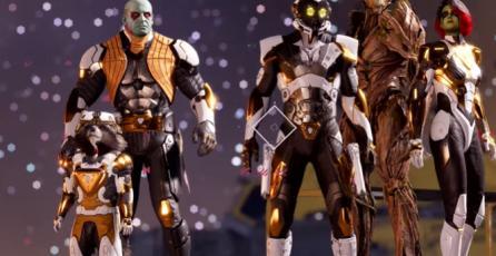 Marvel's Guardians of the Galaxy - Tráiler de Lanzamiento