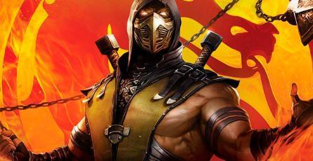 Muestran cómo se creó el ataque más popular de Scorpion en <em>Mortal Kombat</em>