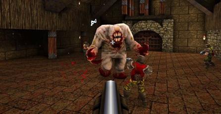 Remaster de <em>Quake</em> ya corre a 4K y 120 fps en Xbox Series X S y PS5