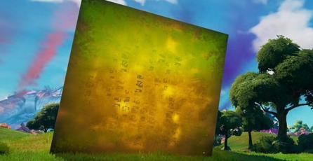 <em>Fortnite</em>: el cubo dorado está flotando y la comunidad ya tiene locas teorías de abejas