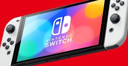 ¡Switch OLED la rompe en su debut en Reino Unido!