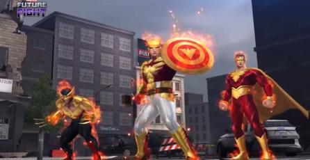"""Marvel Future Fight - Tráiler de Actualización """"Enter the Phoenix"""""""