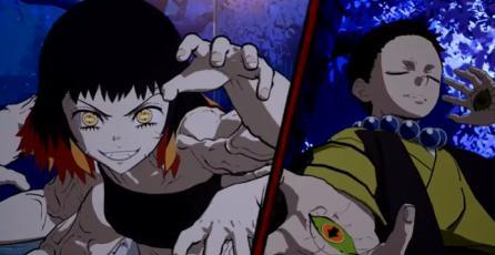 Demon Slayer: Kimetsu no Yaiba The Hinokami Chronicles - Tráiler de Lanzamiento