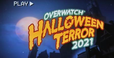 "Overwatch - Tráiler de Evento ""Halloween Terror 2021"""