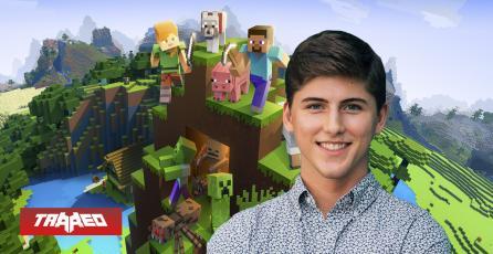 Gamer de 20 años gana hasta 90 mil dólares diseñando mapas en Minecraft