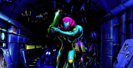 #ViernesRetro: <em>Metroid Fusion</em>