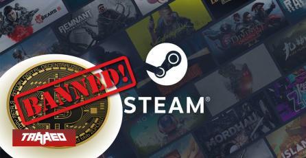 Steam prohíbe todos los juegos que utilizan tecnología blockchain, NFT o criptomonedas de la plataforma