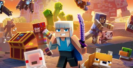 <em>Minecraft Dungeons</em> tendrá nuevas recompensas y un modo con un reto increíble