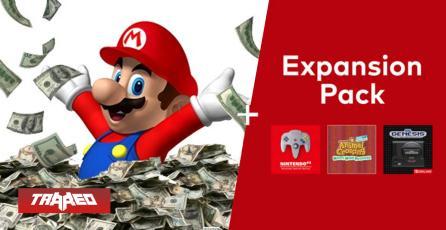 El alto precio del Expansion Pack de Switch Online es debido a las licencias de los juegos incluidos en la suscripción