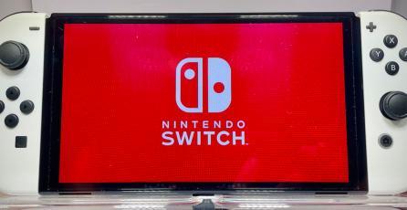 Nintendo te recomienda juegos para disfrutar la pantalla del Switch OLED