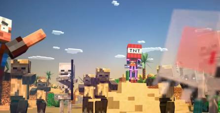 "Minecraft Dungeons - Tráiler ""Seasonal Adventures"""