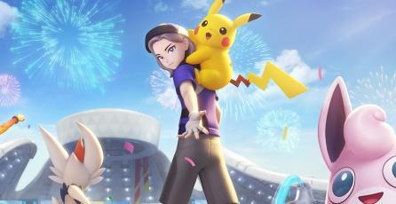 <em>Pokémon UNITE</em> recibirá a esta nueva criatura para celebrar Halloween