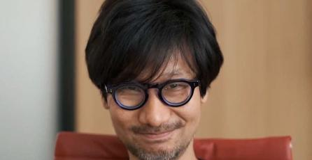 Hideo Kojima presenta su nueva colección de gafas
