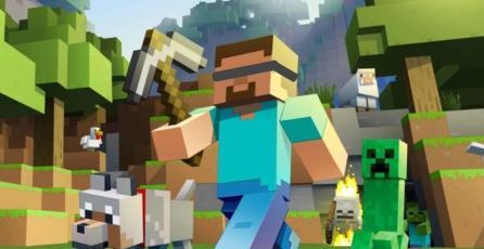 ¿Qué? Speedrunner terminó <em>Minecraft</em> en menos de 30 minutos y sin ver