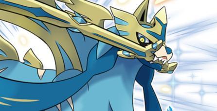 <em>Pokémon</em>: Zamazenta y Zacian shiny llegarán a Occidente, pero no será fácil obtenerlos
