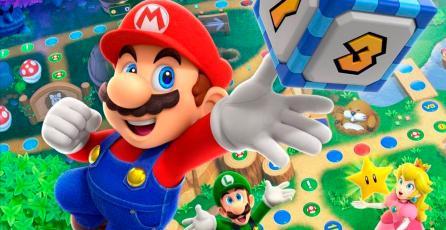 Nintendo comparte un nuevo video promocional de <em>Mario Party Superstars</em>