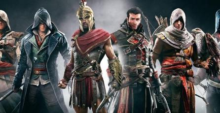 Ofertas: un montón de juegos de <em>Assassin's Creed</em> cuestan menos de $100 MXN en Xbox