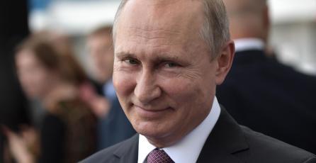 El presidente Vladímir Putin felicitó a los campeones de un torneo de <em>Dota 2</em>