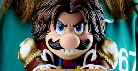 Mario se convierte en un pirata de <em>One Piece</em> en esta costosa figura de colección