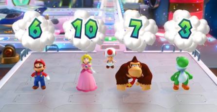 Mario Party Superstars - Tráiler de Avance