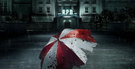 Presentan el póster oficial de <em>Resident Evil: Welcome to Raccoon City</em>