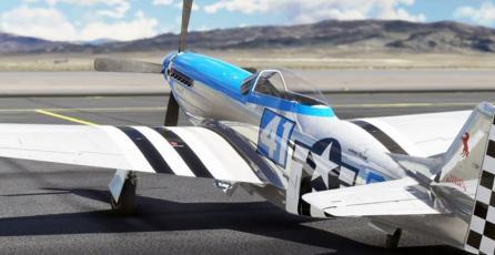Las carreras aéreas llegarán pronto a <em>Flight Simulator</em> como DLC de paga