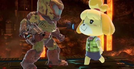 <em>DOOM</em> festeja su reencuentro con Canela en <em>Super Smash Bros. Ultimate</em>