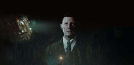 <em>The Dark Pictures Anthology: House of Ashes</em>