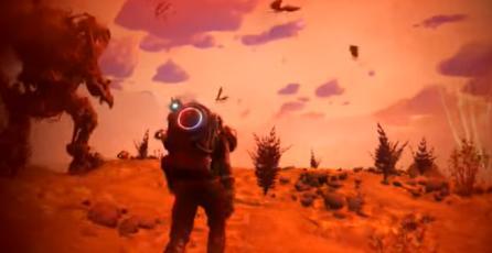 """No Man's Sky - Tráiler  """"Expedition 4: Emergence"""""""