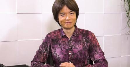 Ahora que <em>Smash Bros.</em> está completo, Sakurai comparte lo que quiere en Twitter