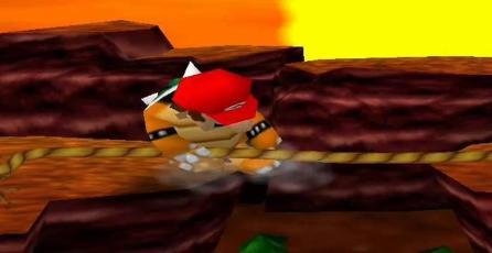<em>Mario Party Superstars</em> advierte que uno de sus minijuegos puede causar lesiones