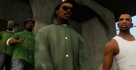<em>GTA: The Trilogy – Definitive Edition</em> ya se puede apartar para Switch, PS4 y Xbox en México