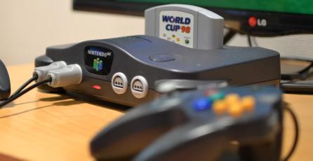 Control de Nintendo 64 para Switch no será compatible con accesorios viejos