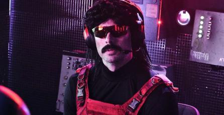 ¿Otra vez? Dr Disrespect arremete contra <em>Halo Infinite</em> y critica su campaña