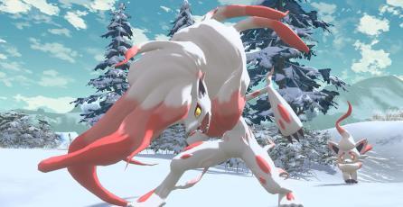 <em>Pokémon Legends</em>: trailer revela el oscuro origen de Zorua y Zoroark de Hisui