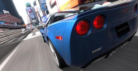 Gran Turismo (PSP): El Corvette ZR1
