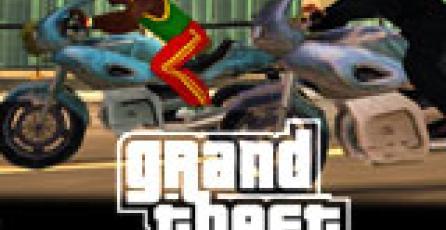 Grand Theft Auto: Liberty City Stories: Grand Theft Auto: Liberty city stories