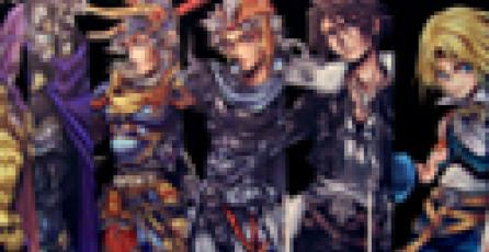 Dissidia: Final Fantasy: Tidus Vs. Jecht