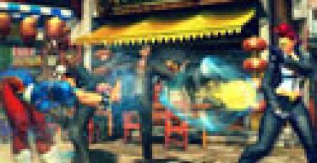 Street Fighter IV: Chun-Li Vs. Viper
