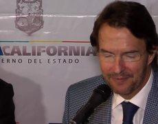 The President of Teleton visits Baja California