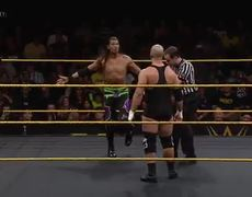 Adam Rose vs Danny Burch WWE NXT
