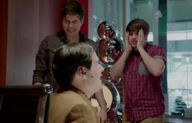 Smosh - Movie Trailer (Spanish Version)