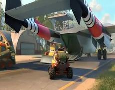 Planes Fire Rescue Thunder Official Movie TRAILER 2014 HD Disney Sequel