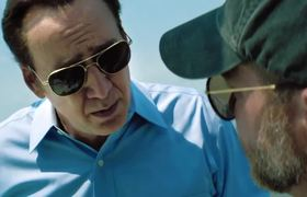 The Runner - Official Movie TRAILER 1 (2015) HD - Nicolas Cage Movie