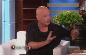 Ellen show - Howie Mandel Explains How to 'Deal with It'