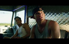 Magic Mike XXL - Official Movie CLIP: I Remember (2015) HD - Donald Glover, Matt Bomer Movie
