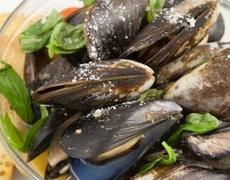Mussels in white wine Lenten Recipes