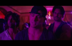 Magic Mike XXL - Official Movie CLIP: Man I Knew (2015) HD - Channing Tatum, Jada Pinkett Smith Movie