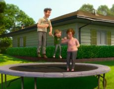 Inside Out - Official Movie TV SPOT: Happy Father's Day (2015) HD - Pixar Animated Movie